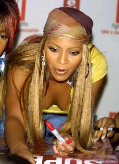 Бейонс Ноулс - Beyonce Knowles 011