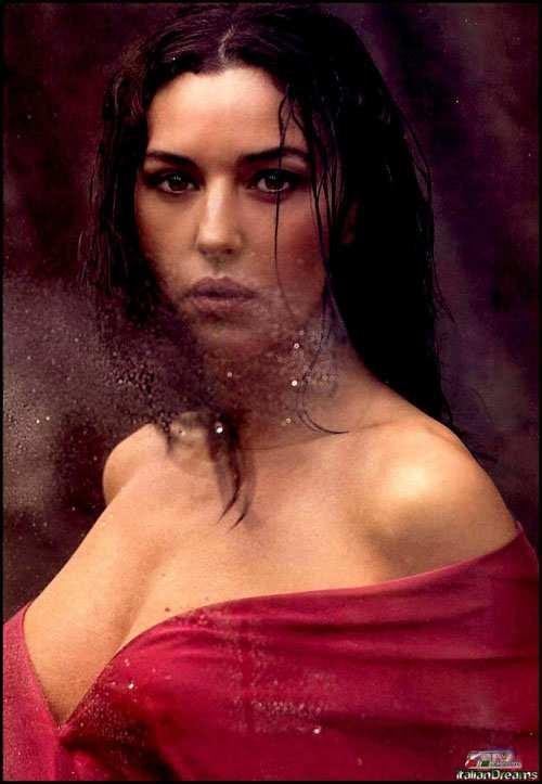 Моника Белуччи - Monica Bellucci 017